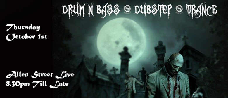 L.J.S - Drum N Bass - Dubstep - Trance