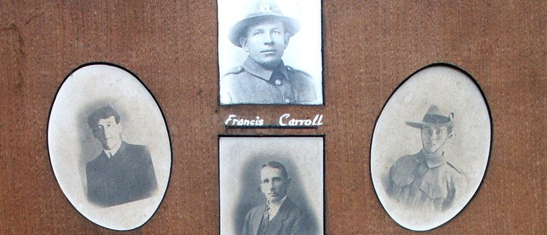 Auckland Heritage Festival: Remembering the Boys WWI