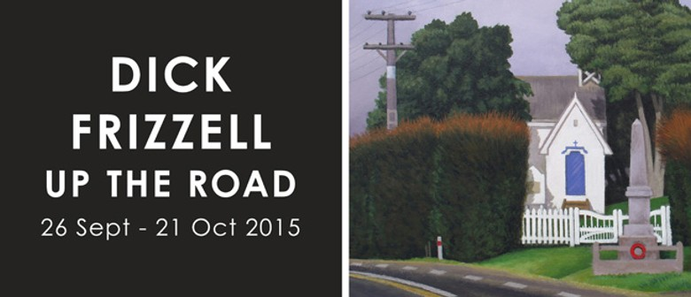 Dick Frizzell: Up the Road (2015)