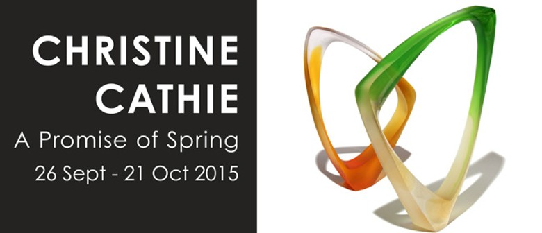 Christine Cathie: A Promise of Spring (2015)