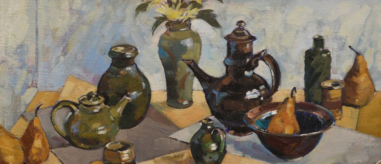 Russell Hollings: My World - 50 Years At The Easel