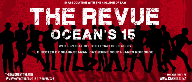 The Revue - Ocean's 15