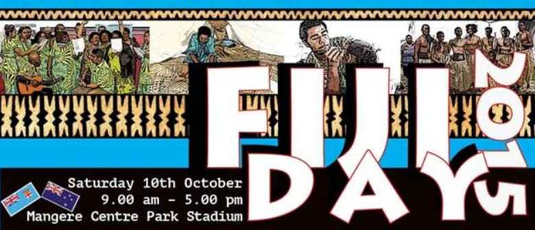 Fiji Day 2015 - Celebrating 45 Years of Independence