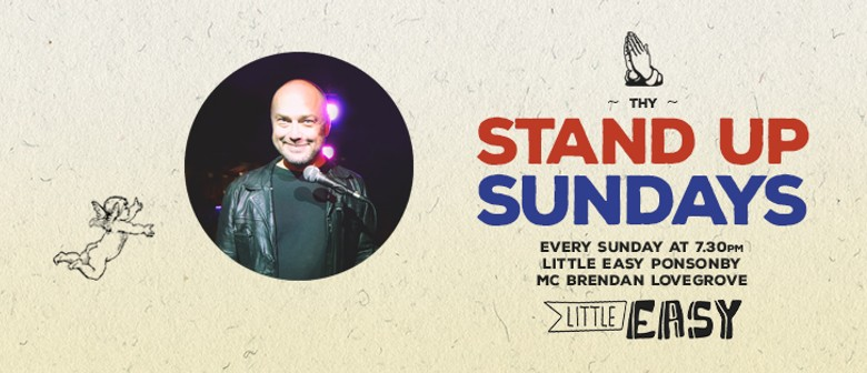 Stand Up Sundays