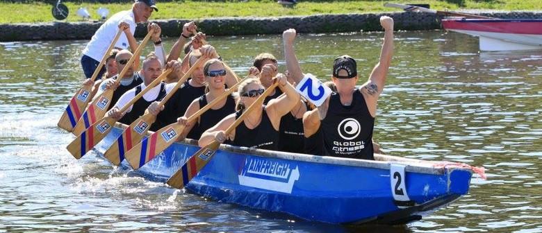 Super 12 Dragon Boat Regatta