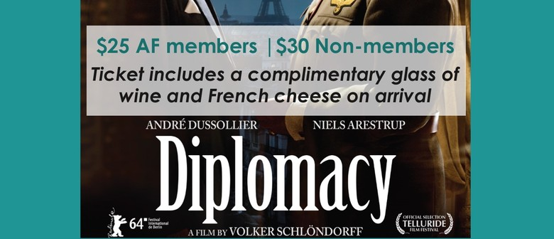 New Zealand Premiere - Diplomacy