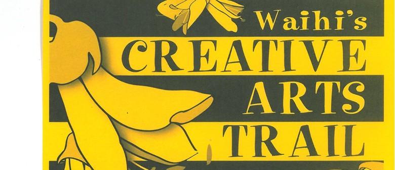 Waihi's Creative Arts Trail