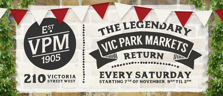Victoria Park Markets