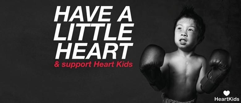 12 Hour Heart Kids Treadthon