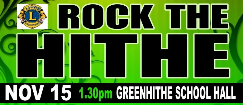Rock the Hithe 2015