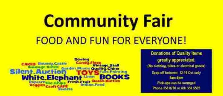 St Christopher's Community Fair