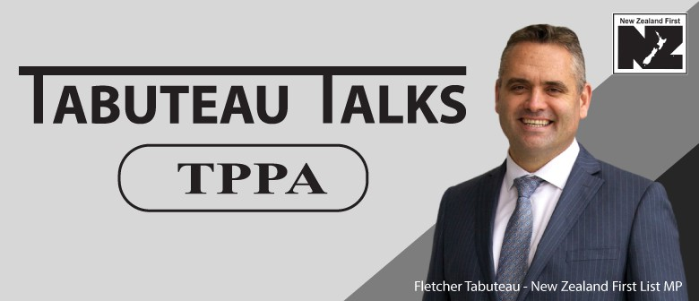 Tabuteau Talks - TPPA
