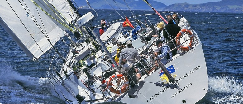 All Aboard Lion New Zealand As the Iconic Yacht Tours NZ