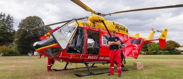 KCE Quiz Night/Auction: Westpac Rescue Helicopter fundraiser