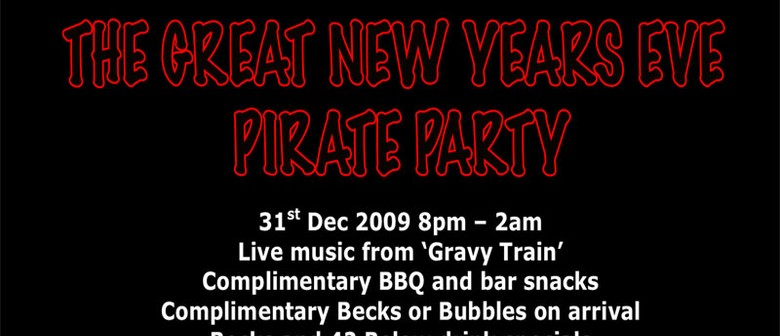 The New Years Pirate Party