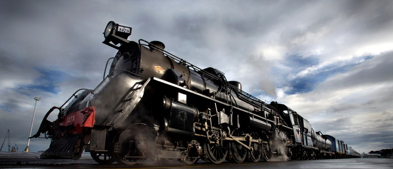 Great Steam Train Excursions - Tauranga to Auckland