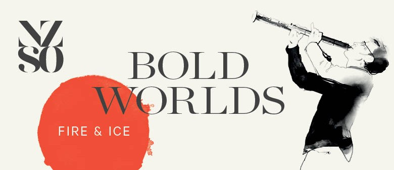 NZSO Presents: Bold Worlds - Fire and Ice