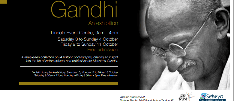 Gandhi An Exhibition