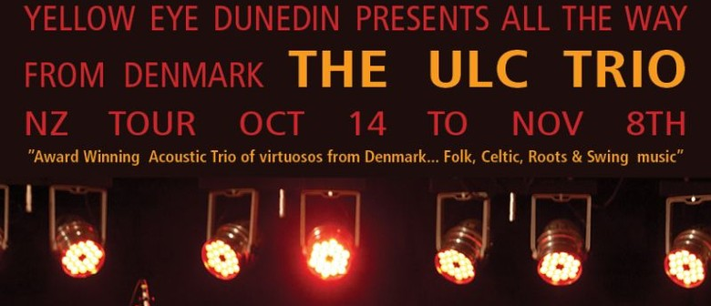 ULC Trio Music From Denmark and Beyond NZ Tour