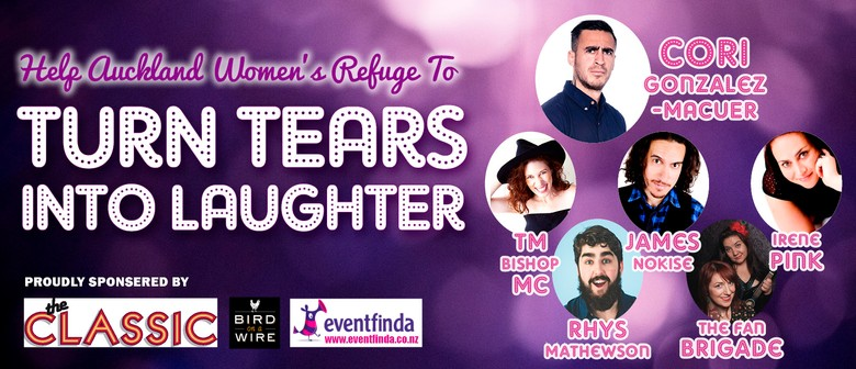 Turn Tears into Laughter: Comedy for Charity