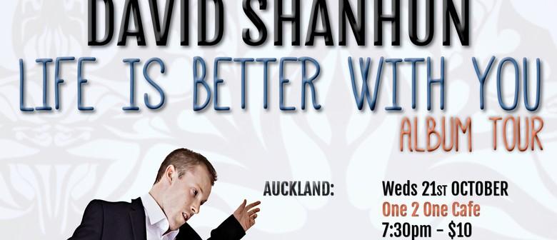 David Shanhun, David Haslett, & Jasper Hawkins Acoustic Show