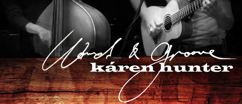 Karen Hunter : Words&Groove CD Release Tour