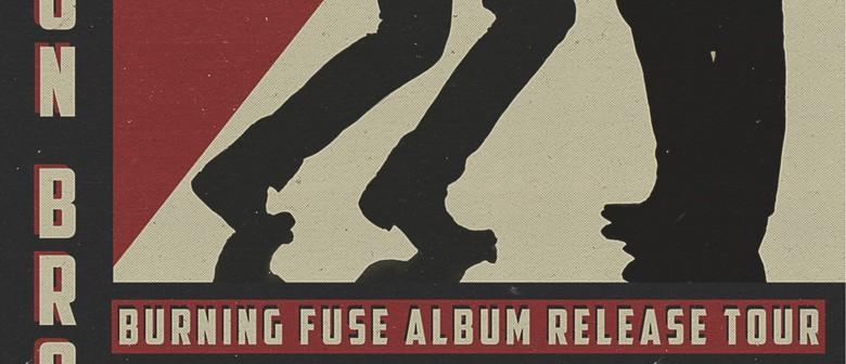 Hopetoun Brown - Burning Fuse Album Release Tour
