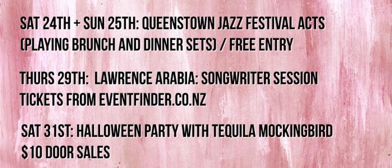 Queenstown Jazz Festival vs Sherwood