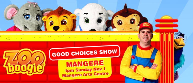 Zoo Boogie - The Good Choices Show