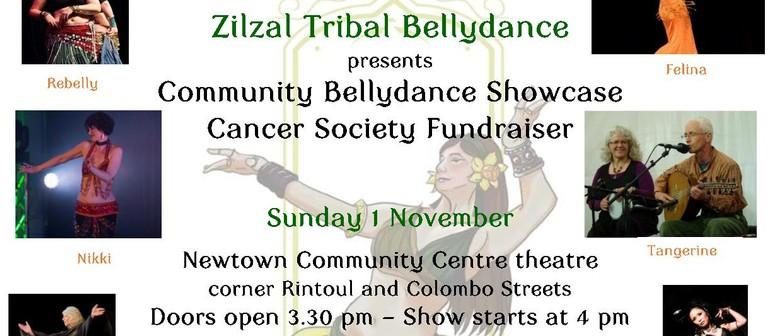 Community Bellydance Showcase: Cancer Society Fundraiser