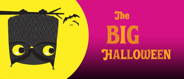 Capital E Presents The Big Halloween