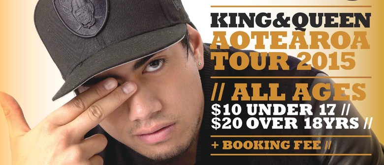 Beau Monga - 'King and Queen' Tour
