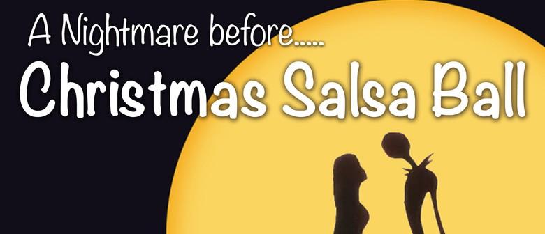 Christmas Salsa Ball