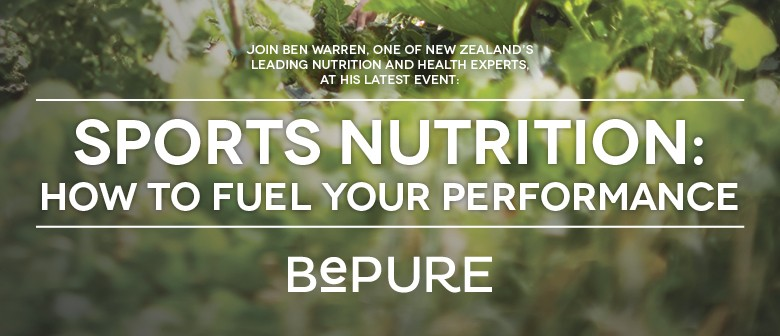 """Sports Nutrition """"How to Fuel your Performance"""""""