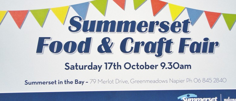 Summerset Food & Craft Fair