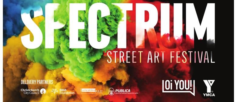 Spectrum Street Art Festival