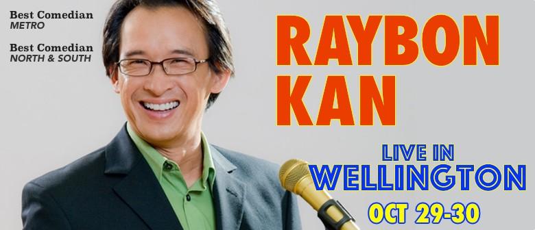 Raybon Kan: Live In Wellington