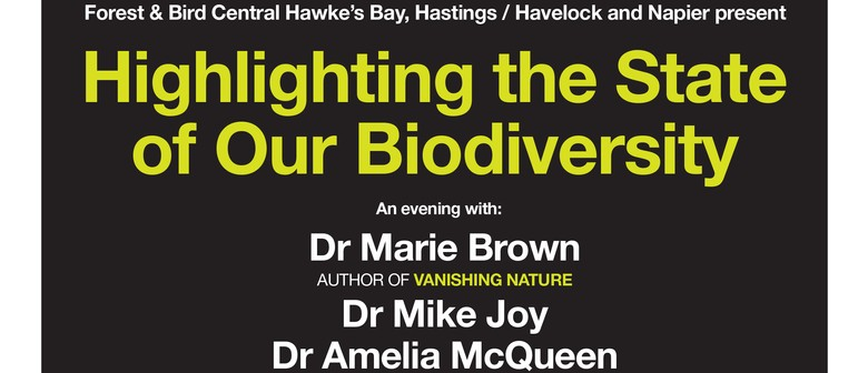 Highlighting the State of Our Biodiversity
