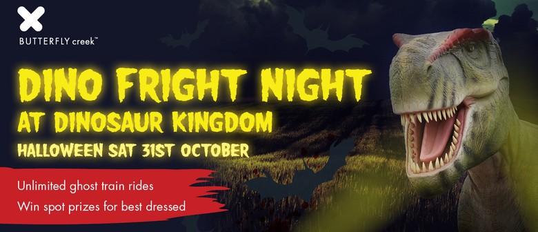 Dino Fright Night at Dinosaur Kingdom