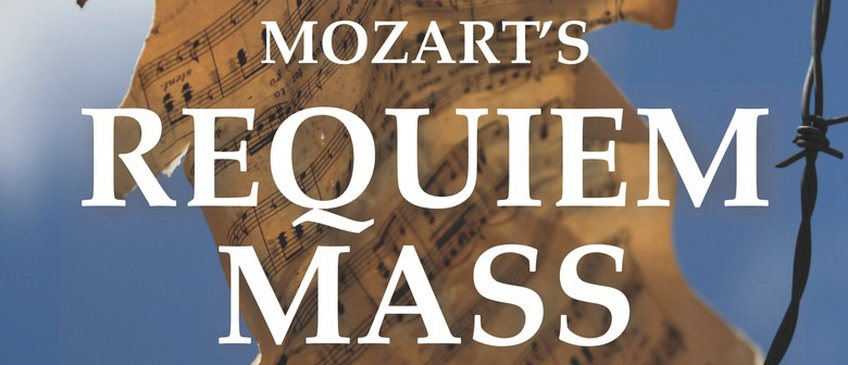 The Mozart Requiem presented by The AtlasVoices Ensemble