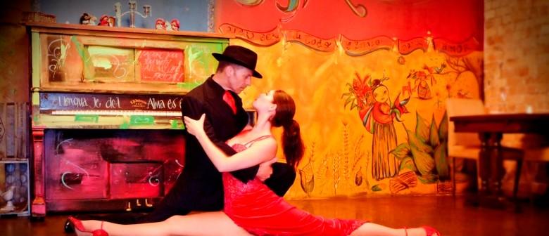 Argentine Tango Dance Classes -TADF16