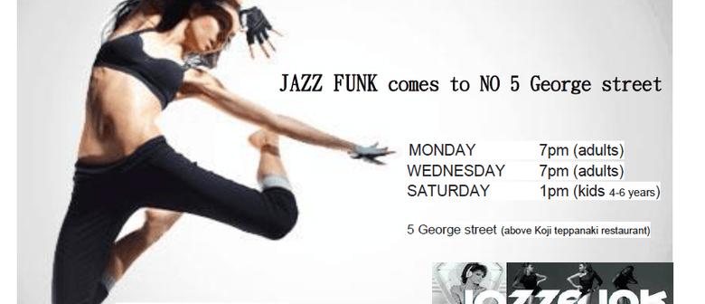 Jazz Funk Dance Classes - Timaru - Eventfinda