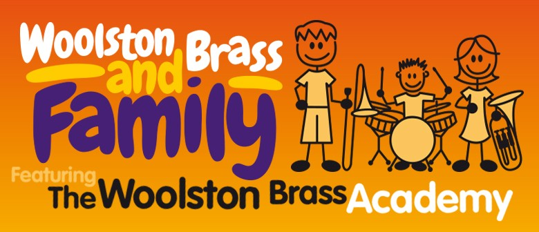 Woolston Brass and Family