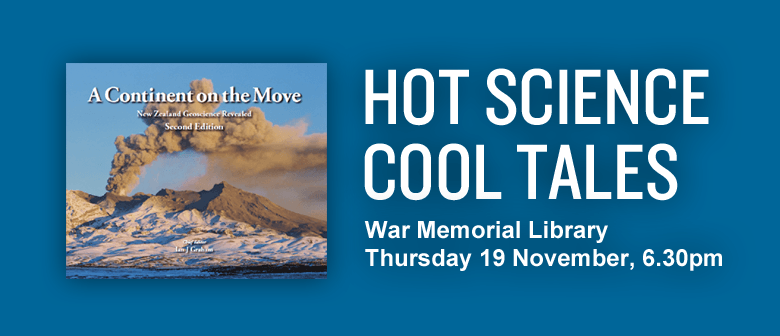 Hot Science - Cool Tales: A Continent on the Move
