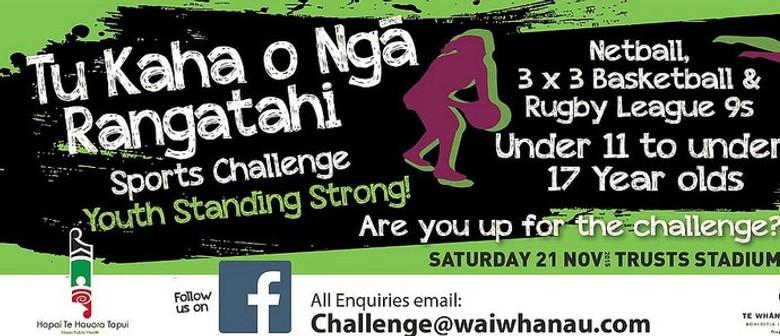 Waipareira Youth Sports Challenge