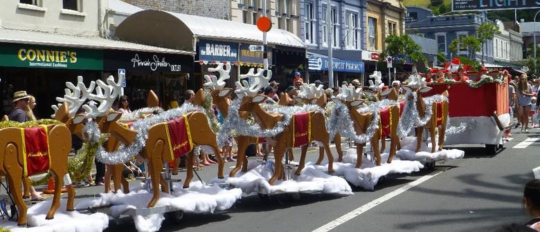 Devonport Lions Santa Parade & Devonport Christmas Festival