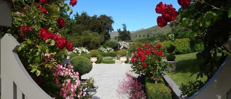 Wakatipu Plunket Garden Tour