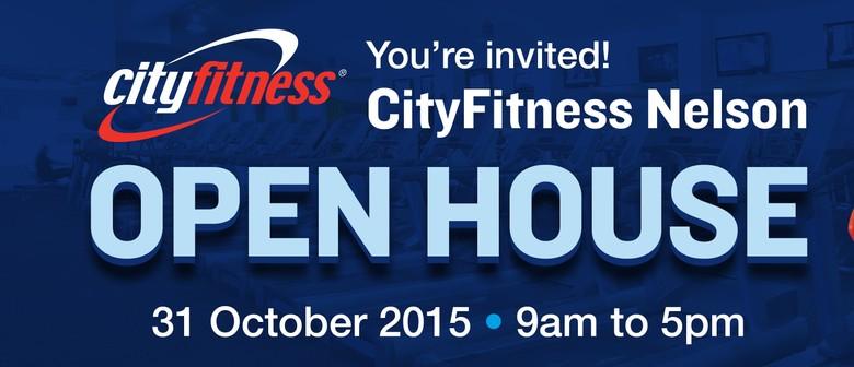 CityFitness Open House - Ben Warren, Samantha Hannah, & More