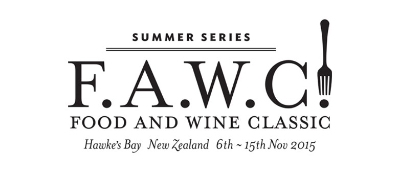 F.A.W.C! The Hawke's Bay Winemakers Book of Tales Lunch: SOLD OUT