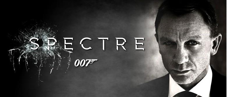 Advanced Screening - James Bond 007 Spectre: CANCELLED